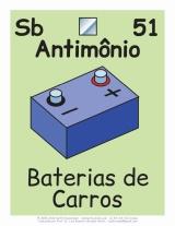 qual é a serventia do antimônio no cotidiano e indústria