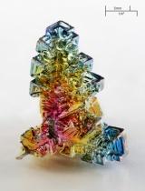 bismuto cristal miniatura