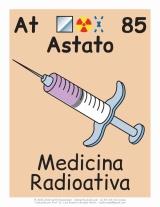 qual a aplicação do elemento astato