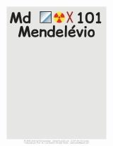 informações do mendelévio A4