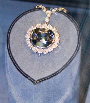 Diamante Hope – Azul e cheio de histórias