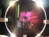 óptica para laser