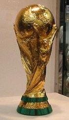 Ouro no Troféu da Copa do Mundo