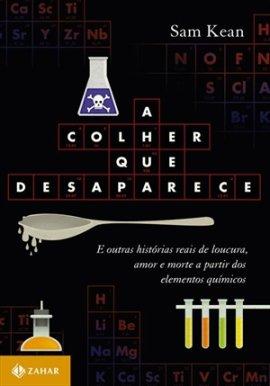 capa de livro sobre os elementos químicos