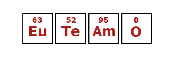 elementos eu te am o