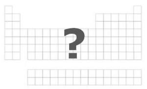 O que é a tabela periódica?