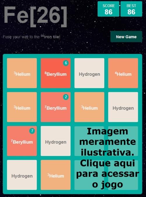 imagem da teja do jogo