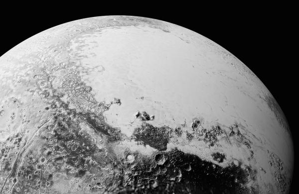 imagem da sonda new horizons da nasa