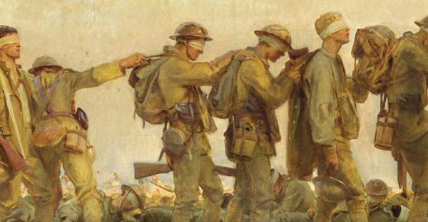 O cloro e a Primeira Guerra Mundial