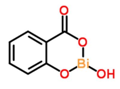 salicilato de bismuto monobásico