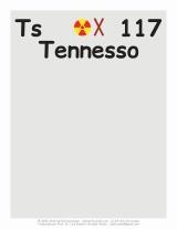 tennesso com 117 prótons