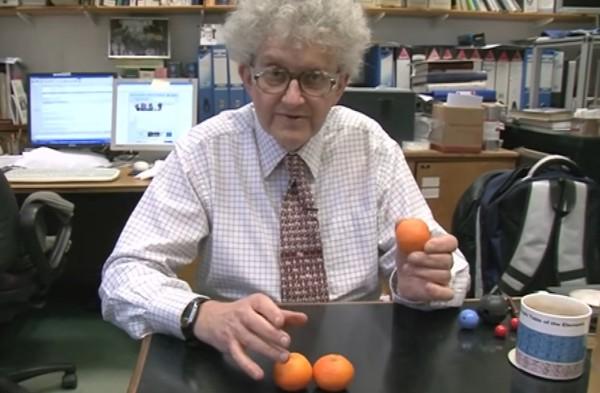 hélio disfarçado de hidrogênio