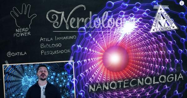 captura do vídeo do canal nerdologia
