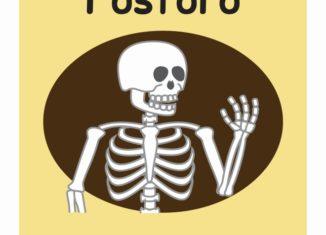 elemento químico fósforo em ossos
