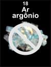 elemento argônio